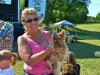 So great to see folks out with their four-legged friends!