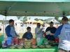 mix-your-own trail mix! a fun and healthy snack station hosted by our Vanderbilt sponsors