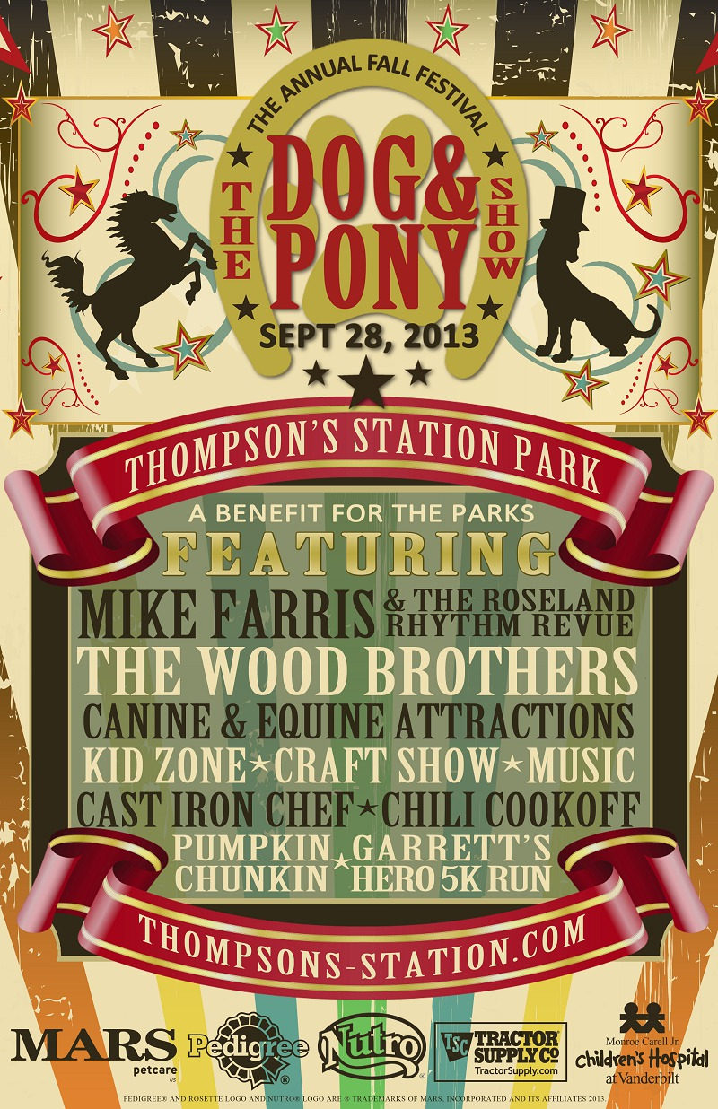 Dog and Pony Show poster