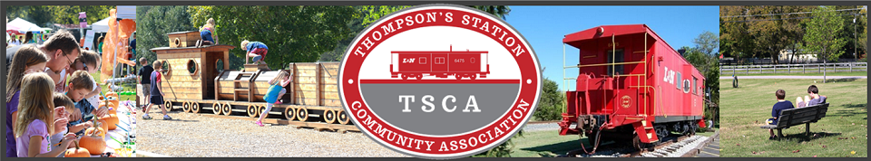 "Thompson's Station Community Association - ""Fostering Community Spirit and Quality of Life"""